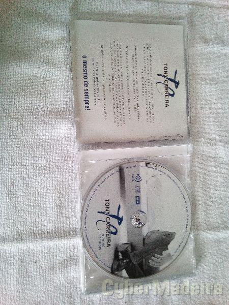 VENDO CD TONY CARREIRA