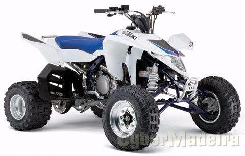 Suzuki ltz 450