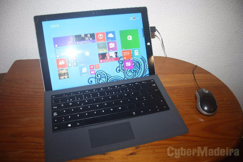 Microsoft surface pro 3 - core I3 | 4GB Outras