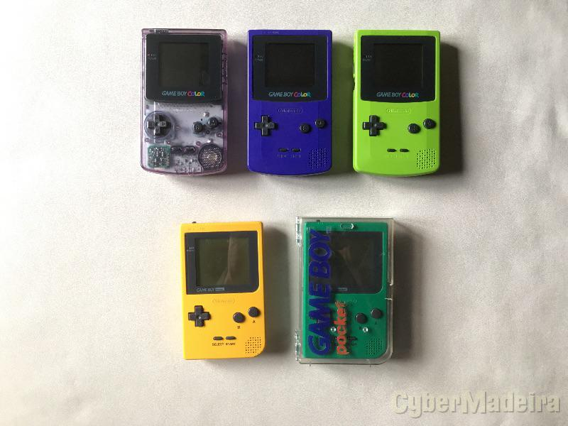 Game boy color   gameboy pocket