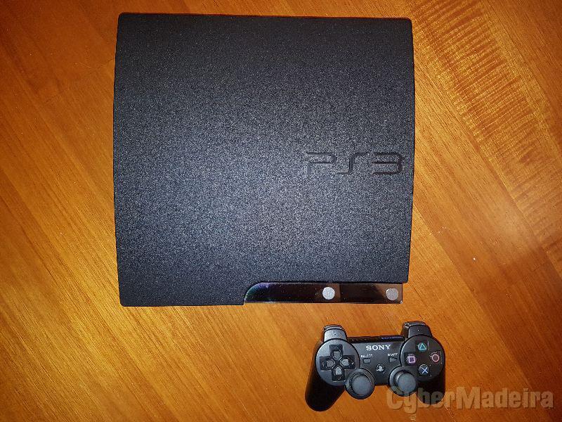 PS3 em muito estado