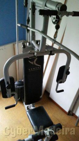 compro multifunções de ginásio a bom preço