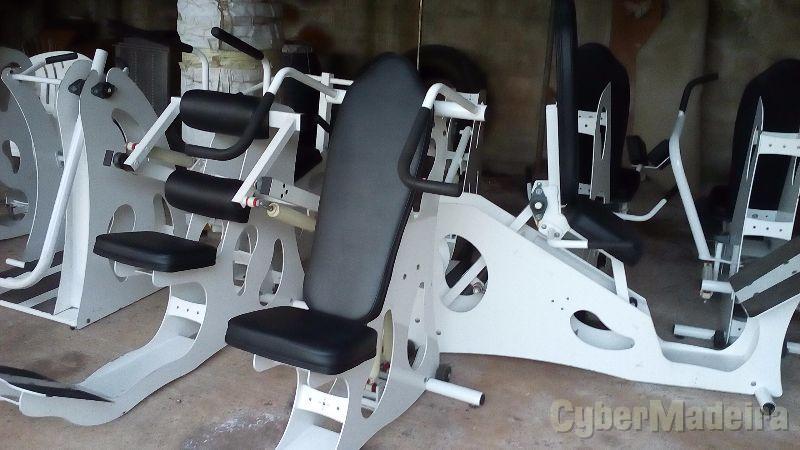11 Maquinas de treino em circuito muito bom para quem pretende abrir um ginásio profissional Gofit .