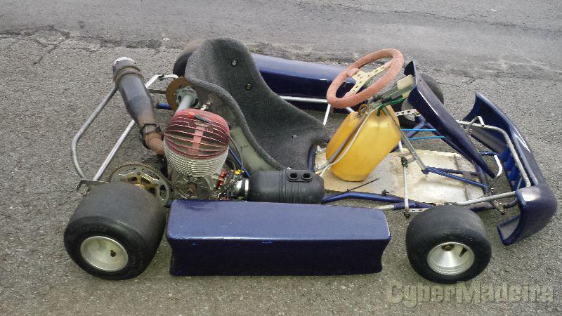 Karting 110 cc