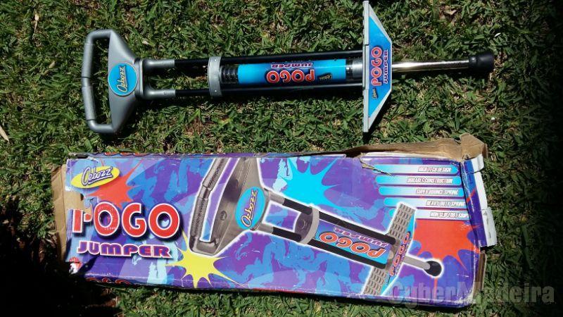 Pogo Jumper Ozbozz Pro 150 cm