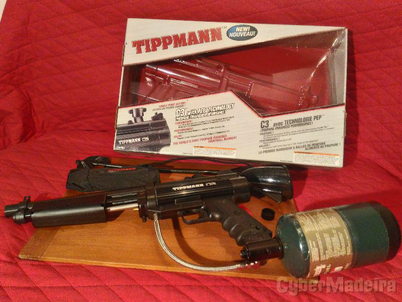 Marcador paintball tippmann C3