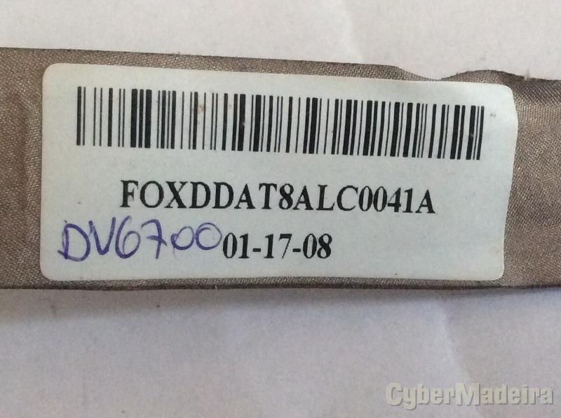Cabo de vídeo computador portatil  FOXDDAT8ALC0041A