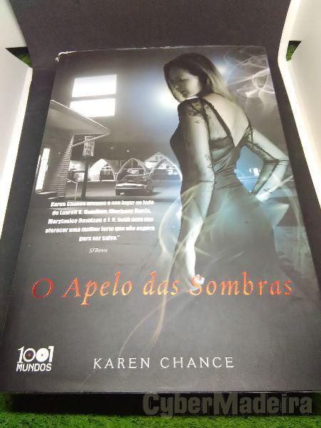 4-livros Novos, Apelo das Sombras,A cidade dos ossos,O protetor,