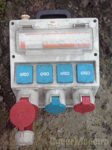 Quadro Eletrico distribuição Garo