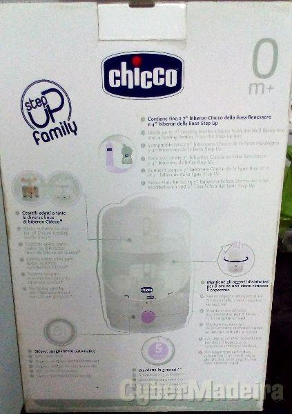 Esterilizador a vapor elétrico Chicco