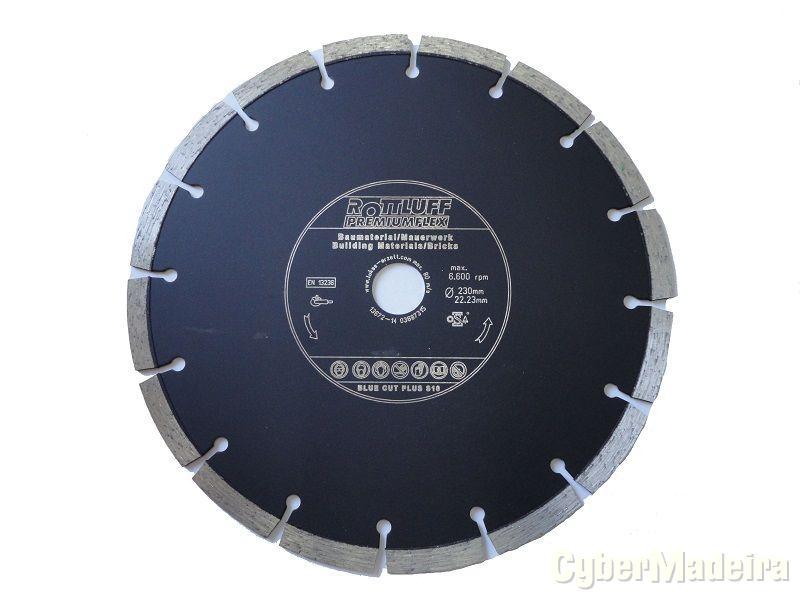 Discos Diamantados LUKAS BLUE CUT S10