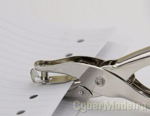 Perfurador de papel