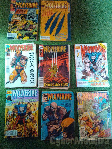 historia do Wolverine