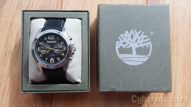 Relógio timberland novo na caixa