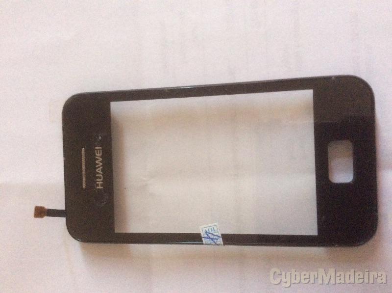 Vidro tátil / touch screen Huawei G7300E