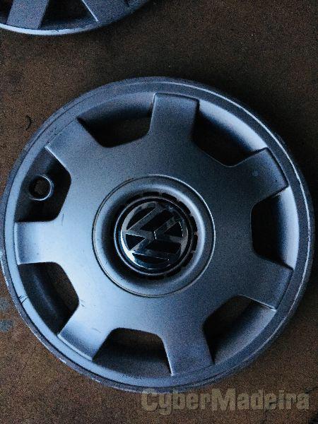"""tampão /prato VW14"""" sem pneus"""
