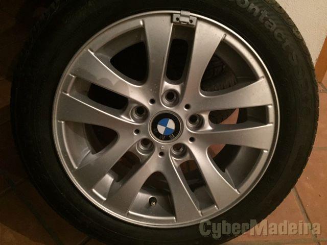 """Jantes BMW16"""" com pneus"""