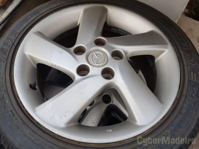 """Jantes 16"""" originais mazda616"""" sem pneus"""