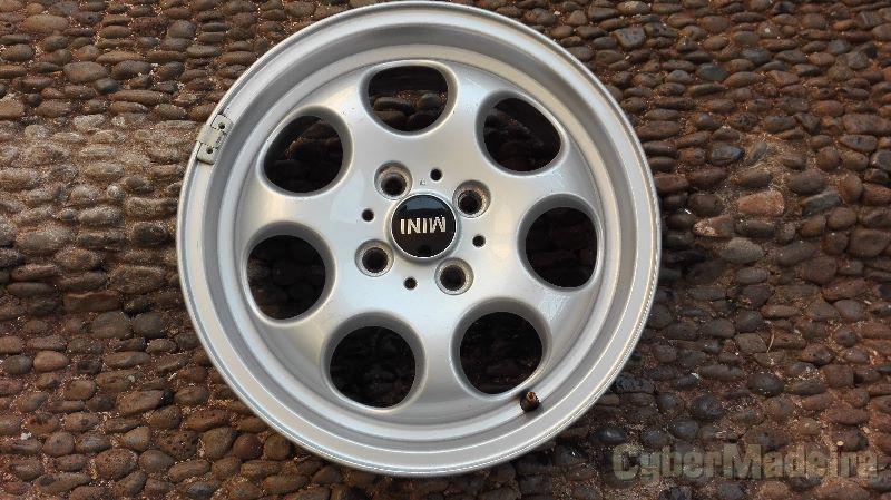 """Jantes originais mini R56 15""""15"""" sem pneus"""