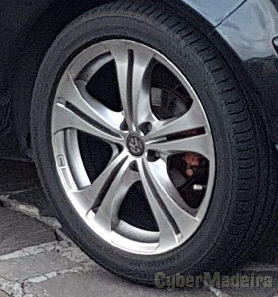 """Jantes R17 17"""" sem pneus"""