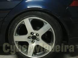 """Jantes santa monica 17"""" com pneus"""