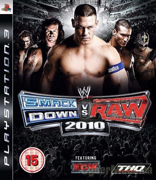 Procuro smackdown vs raw 2010 E wwe 2K15 para PS3 Luta