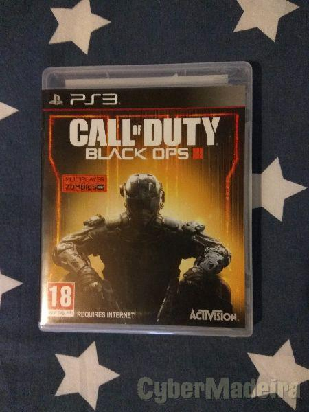 PS3 - call of duty black ops 3 Guerra