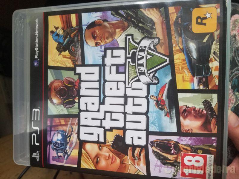 GTA V - PS3Outros