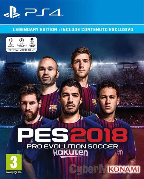 Pes 2018 Futebol