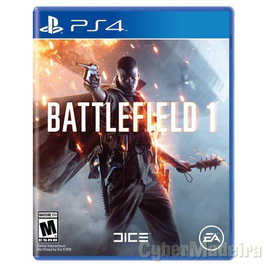 Battlefield 1 PS4 Guerra