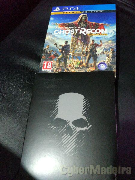 Ghost recon wildlands PS4 Aventura