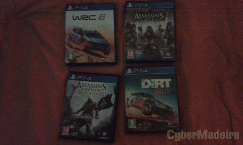 Jogos PS4 Outros