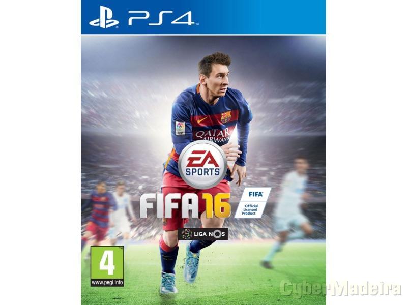 FIFA16 - PS4Desporto