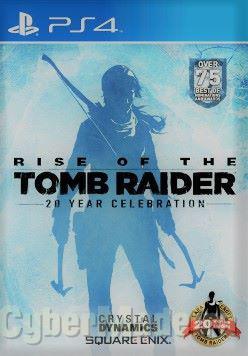 * rise ot tomb raider E infamious first light para PS4  jogos em formato digital Aventura