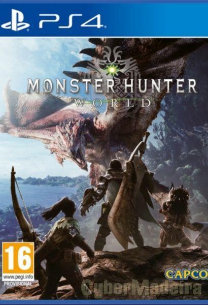 Monster hunter worldAventura