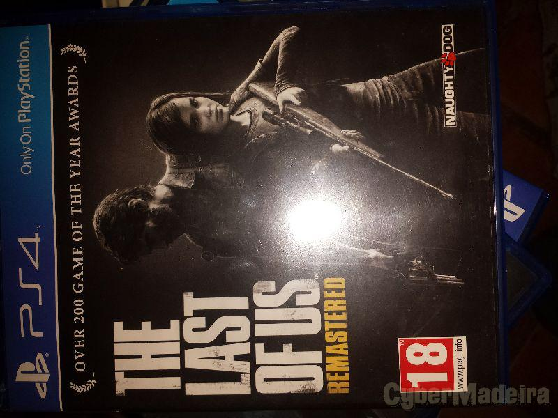 PS4 last of usOutros