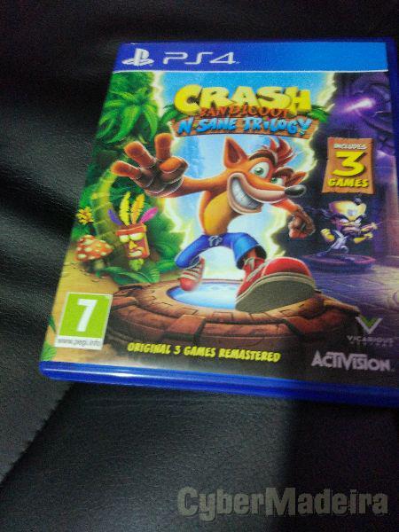 Crash bandicoot PS4 Aventura