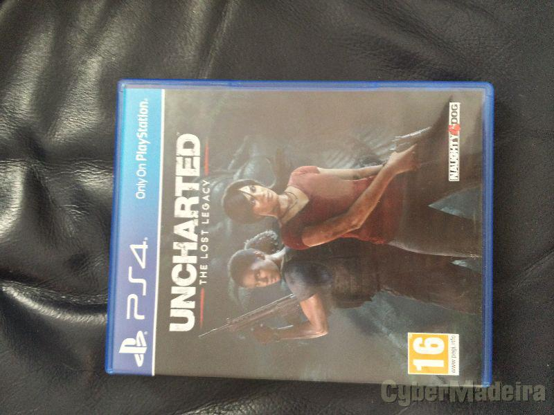 Uncharted lost legacy PS4Outros