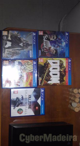 Jogos PS4 troco Aventura
