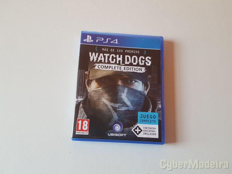 Watch dogs complete edition Estratégia