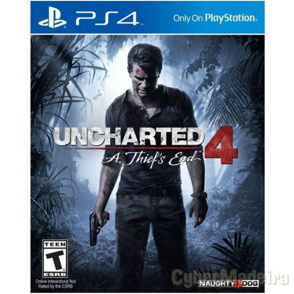 Uncharted 4: A thief\\\\\\\'s end Guerra