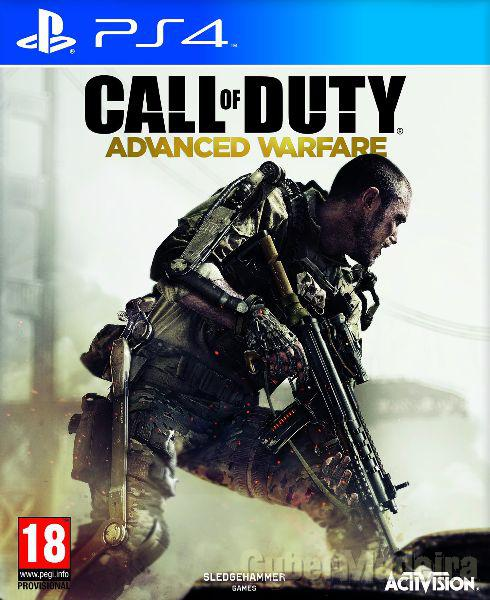 Compro call of duty advance warfare PS4 Guerra