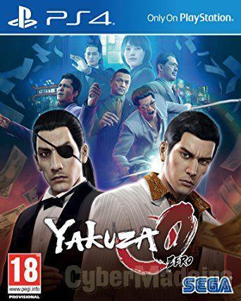 Yakuza 0 Aventura