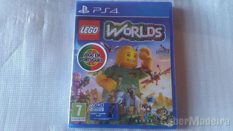 Lego worlds PS4 Aventura