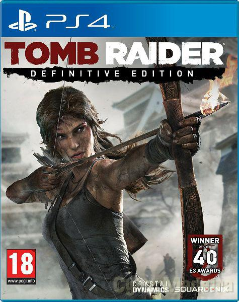 PS4 tomb raider survivor Aventura