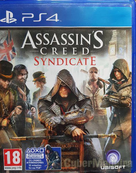 Assassins creed syndicate Aventura