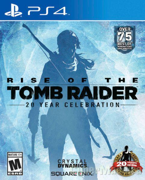 Compro rise of the tomb raider anniversary Aventura