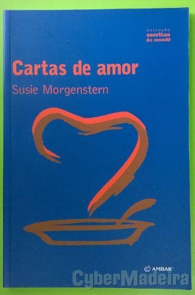 Cartas de Amor - Susie Morgenstern