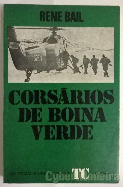 Corsários de Boina Verde - Rene Bail