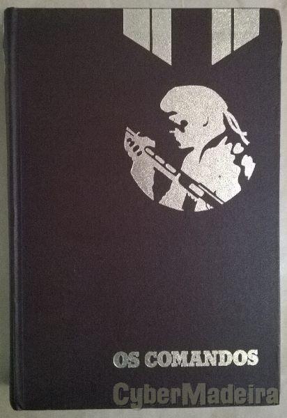 Os Comandos (capa dura) - Marc Flament